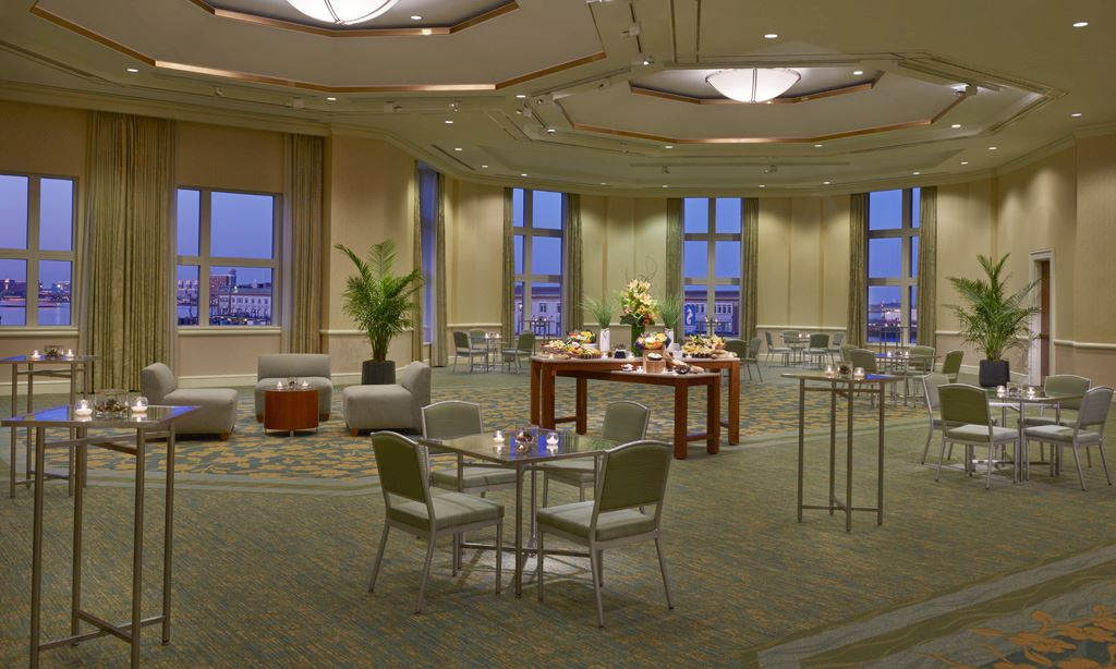 Seaport Hotel & World Trade Center, Boston Event Venue - Plaza Ballroom
