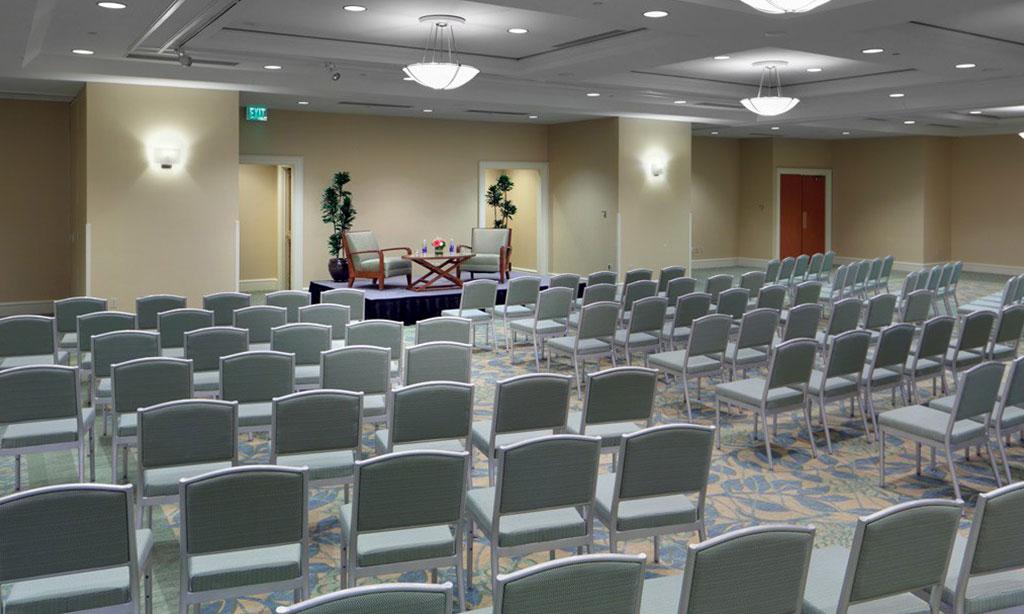 Seaport Hotel & World Trade Center, Boston Event Venue - Seaport Ballroom