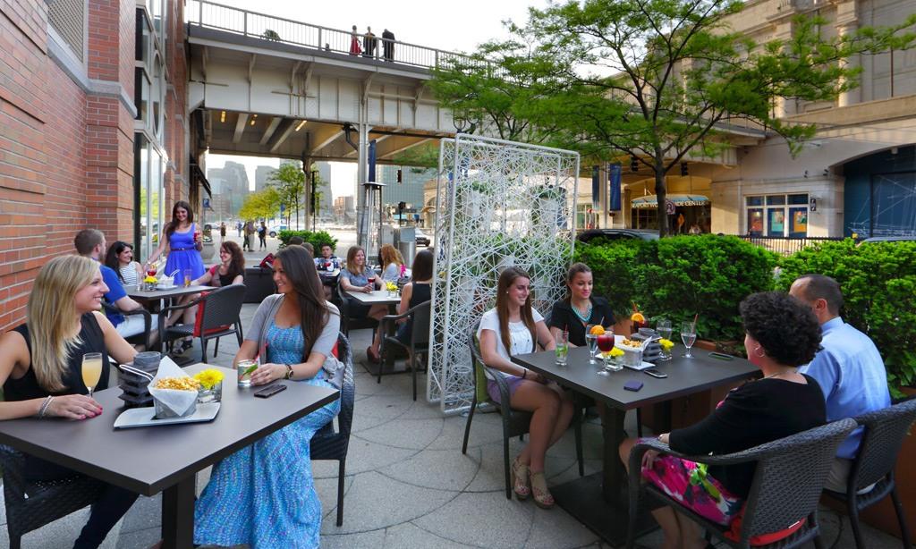 Seaport Hotel & World Trade Center, Boston Event Venue - Tamo Terrace