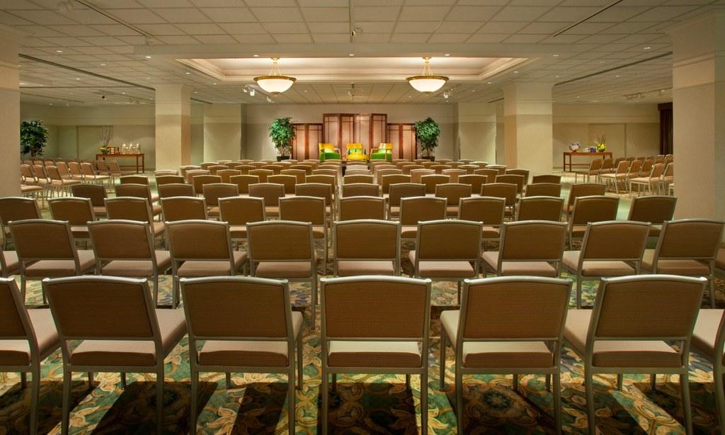 Seaport Hotel & World Trade Center, Boston Event Venue - Waterfront Ballroom