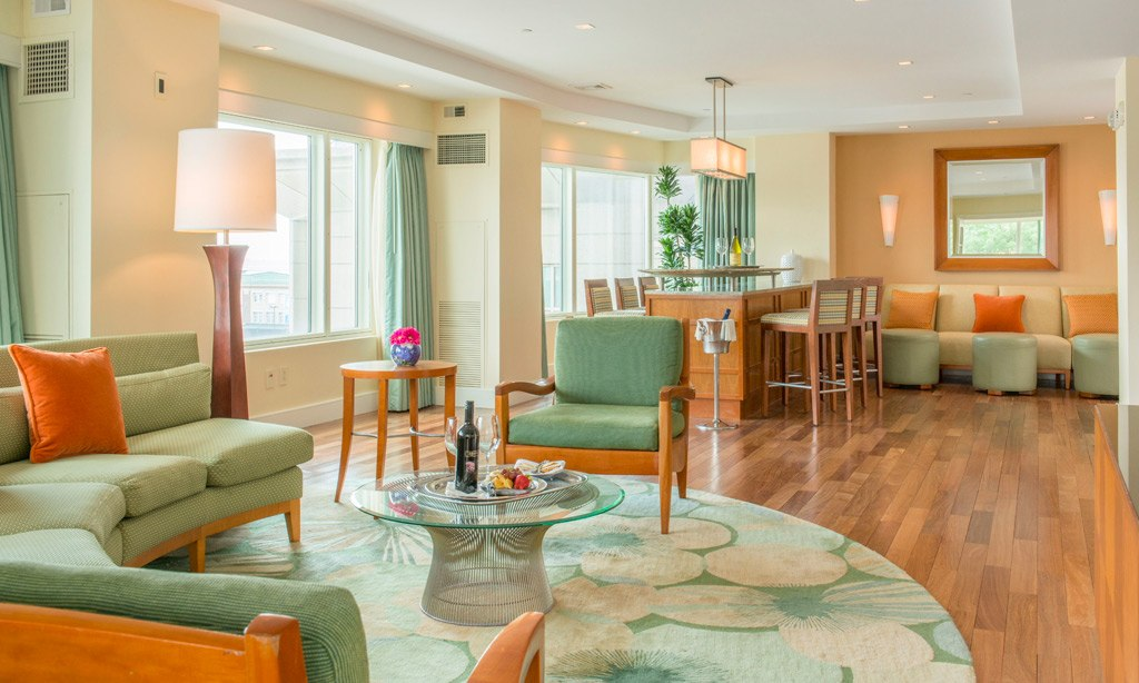 Seaport Hotel & World Trade Center, Boston Hospitality Suite Accessible