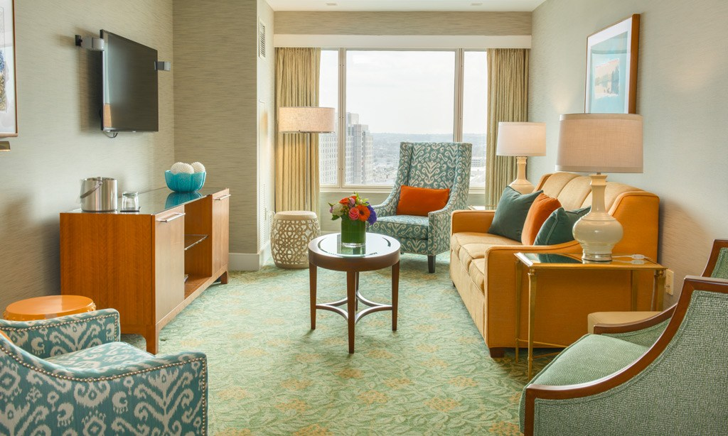 Seaport Hotel & World Trade Center, Boston offers Commodore Suite