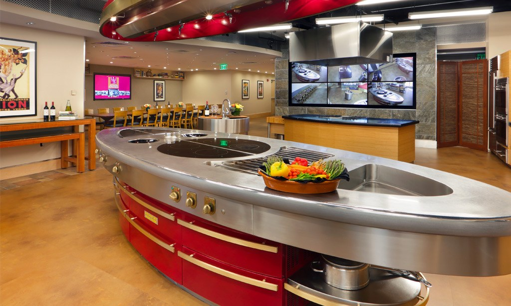 Seaport Hotel & World Trade Center, Boston Weddings Venue - Action Kitchen