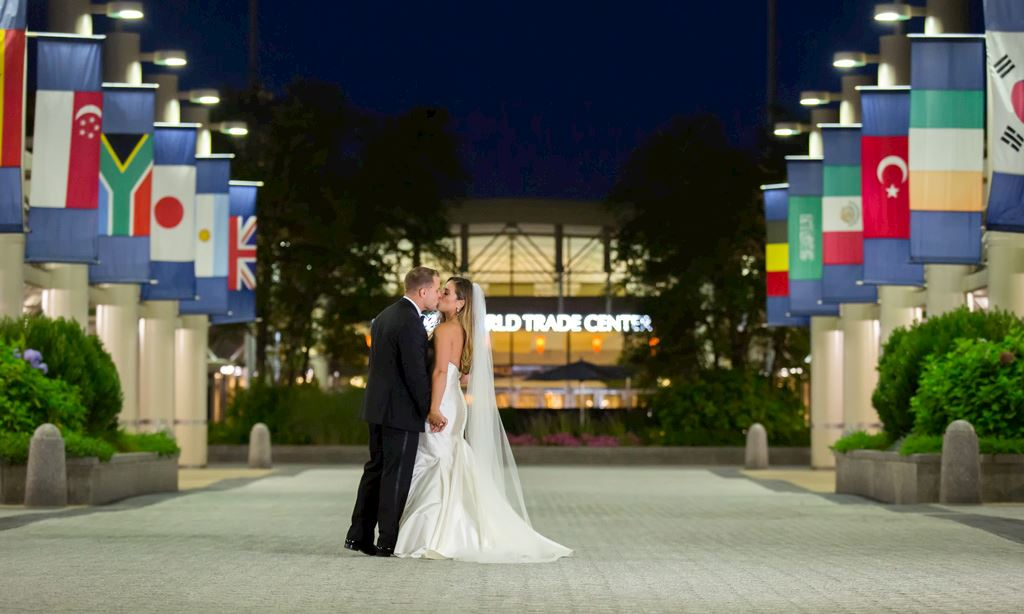 Seaport Hotel & World Trade Center, Boston Weddings Venue - Boulevard of Flags