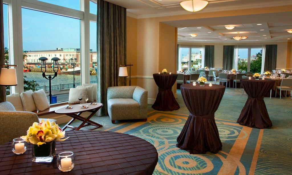 Seaport Hotel & World Trade Center, Boston Weddings Venue - Flagship Ballroom