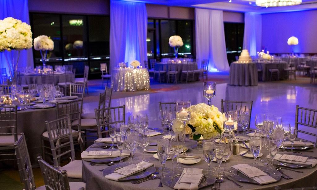 Seaport Hotel & World Trade Center, Boston Weddings Venue - Harborview Ballroom