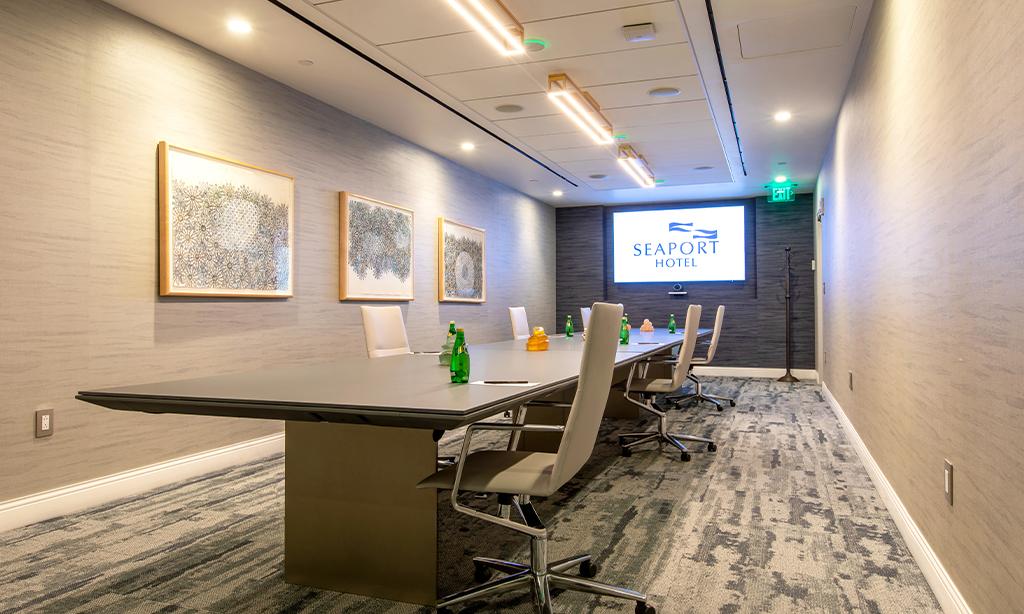 Seaport Hotel & World Trade Center, Boston Event Venue - Larkin