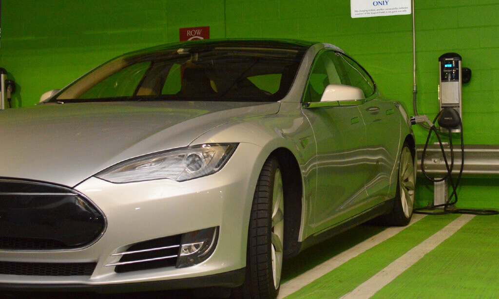 Vehicle Charging Service At Seaport Hotel World Trade Center Boston Top1