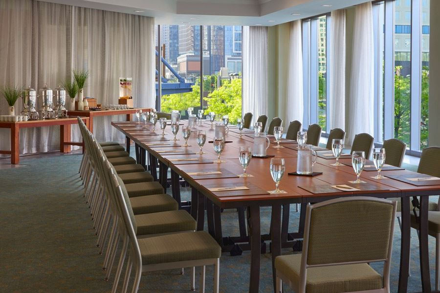 Seaport Hotel & World Trade Center, Boston Meetings & Events Venues