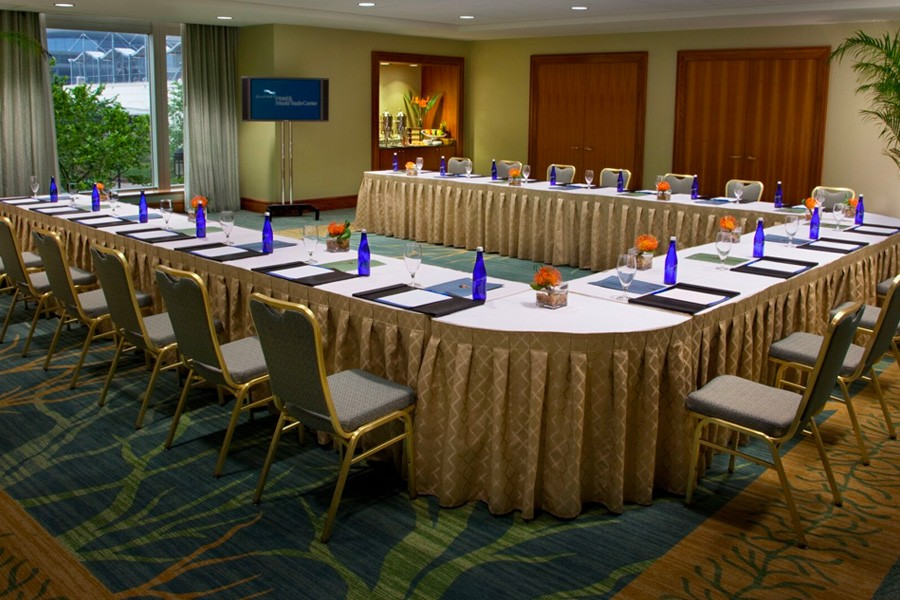 Seaport Hotel & World Trade Center, Boston offers Meetings & Events Services