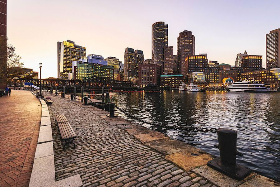 Summer in the City rate at the Seaport Hotel