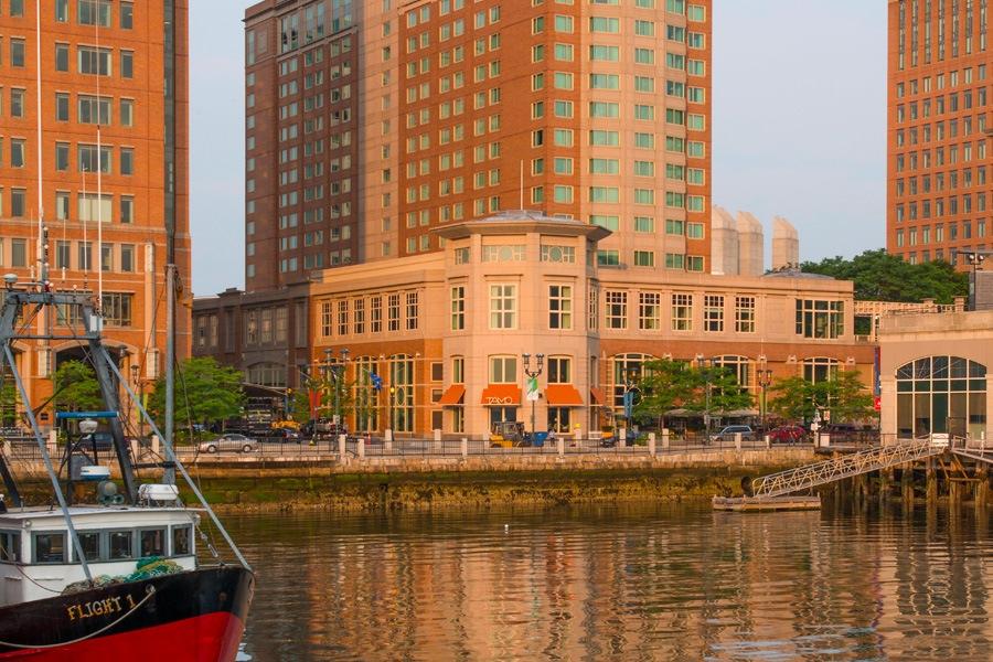 Secret Deals at Seaport Hotel & World Trade Center, Boston
