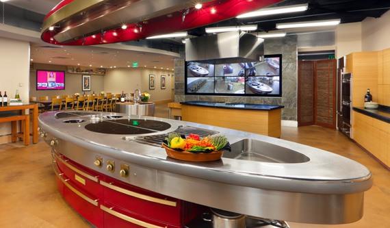 Seaport Hotel & World Trade Center, Boston Action Kitchen