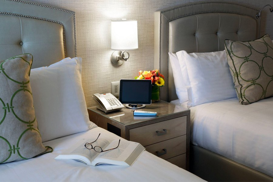 Deluxe Room - Two Double Beds Accessible at Seaport Hotel & World Trade Center, Boston