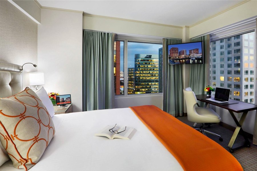 Executive Suites in Seaport Hotel & World Trade Center, Boston