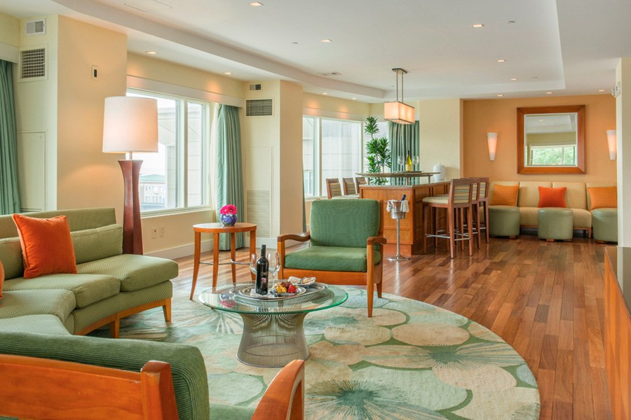 Hospitality Suite Accessible at Seaport Hotel & World Trade Center, Boston