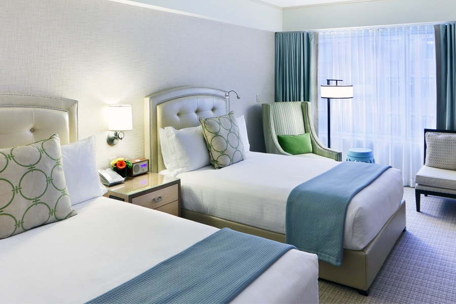 Seaport Hotel & World Trade Center, Boston offers Premier Room - Two Double Beds