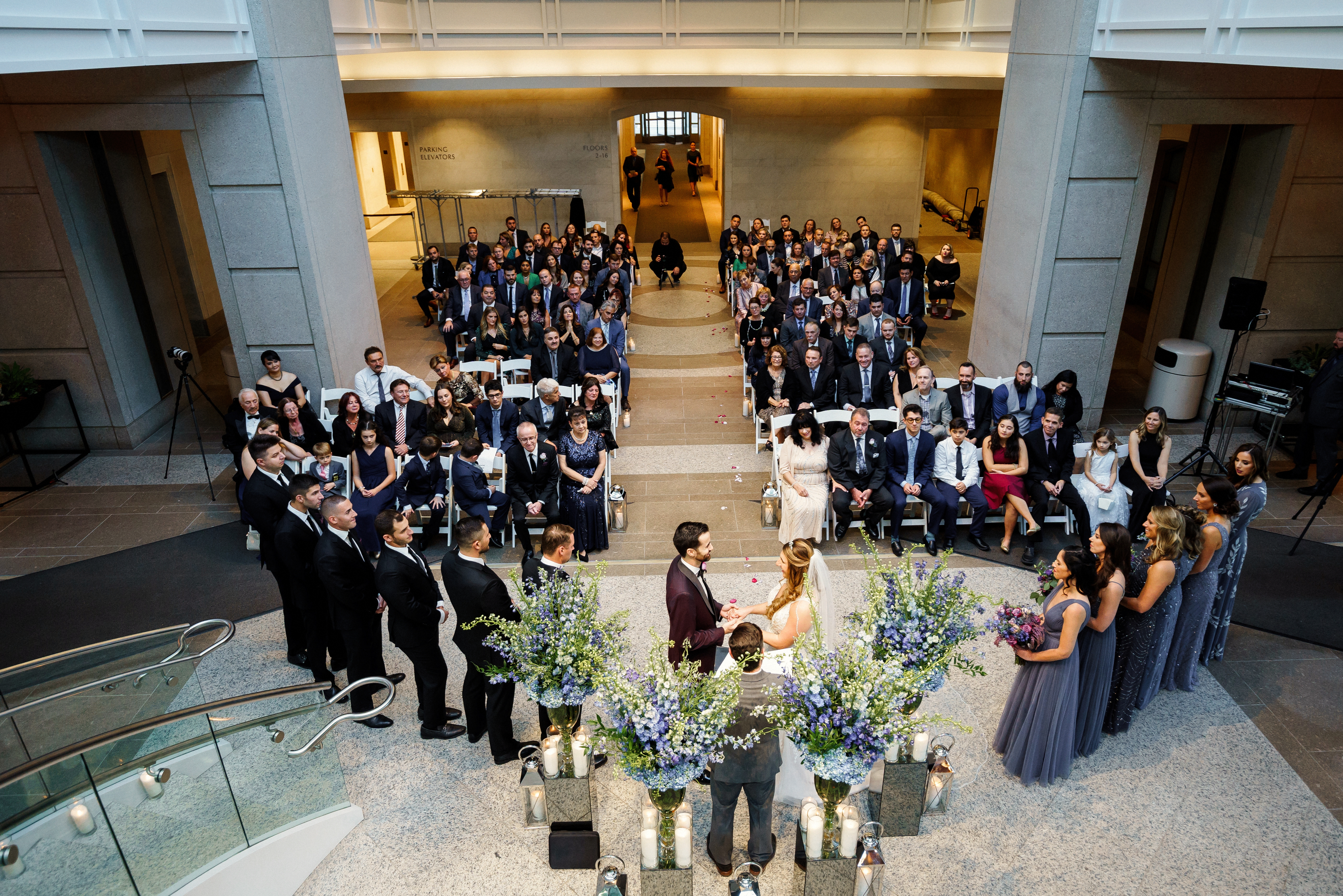 Ceremony View