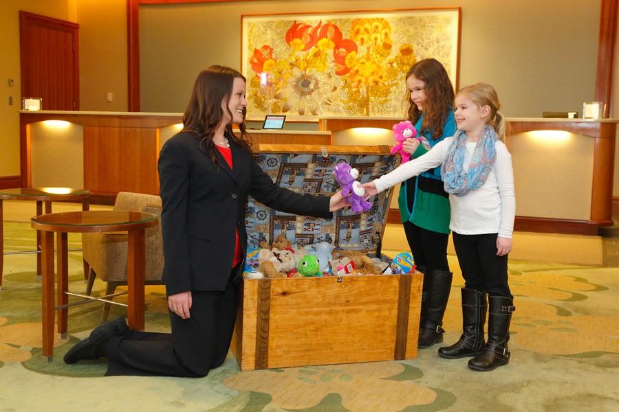 Concierge Services at Seaport Hotel