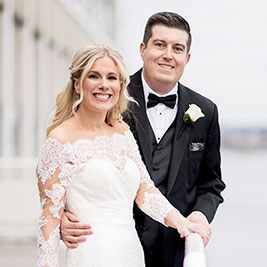 Aly Chadbourne And Mike Galvin Host Dream Weddings With Seaport Hotel Boston