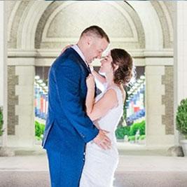 Carolyn Begley And Steven Munchbach Host Dream Weddings With Seaport Hotel Boston