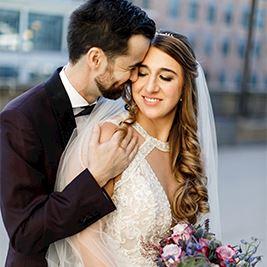CHRISTIE AND EDDIE Host Dream Weddings With Seaport Hotel Boston