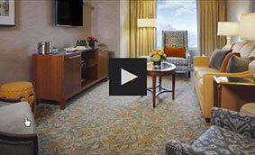 Seaport Hotel And World Trade Center, Boston Commodore Suite