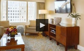 Seaport Hotel And World Trade Center, Boston Luxe Suite