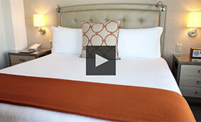 Seaport Hotel & World Trade Center - Executive Suite King
