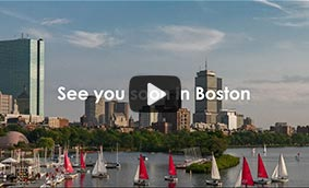 We'll See You Soon in Boston