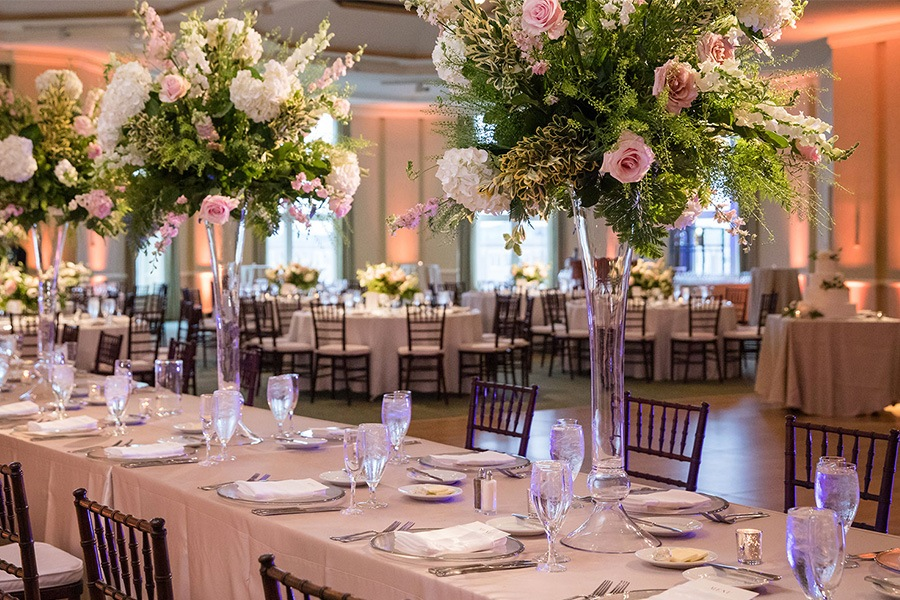 Wedding Services offered by Seaport Hotel & World Trade Center, Boston
