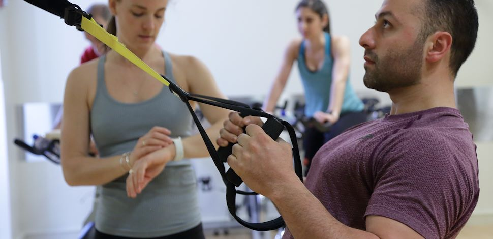 Wave Health & Fitness, Boston offers Personal Training
